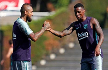 Semedo to Wolves and Vidal to Inter as Barcelona clearout begins