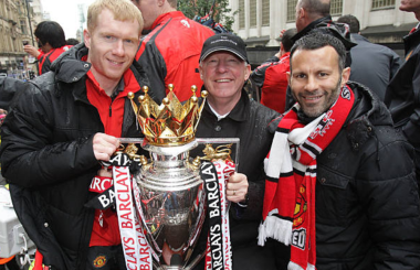 Giggs: It could be 20 years before Man Utd win the league again