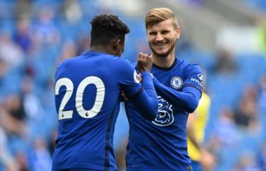 Werner, Hudson-Odoi, Havertz - How Chelsea could line up versus Brighton