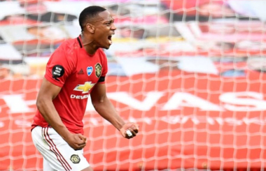 Anthony Martial: Player Rating and Performance v Southampton