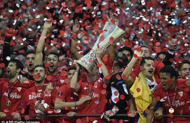 Sevilla retain their crown to end Dnipro fairytale - Europa League 2014-15