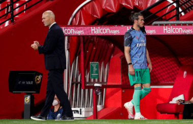 Zidane: Bale asked not to play against Man City