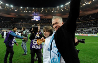 Deschamps returns to Marseille and ends 17 years of hurt - Ligue 1 in 2009/2010