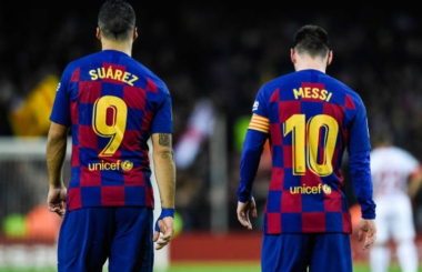 Messi slams Barcelona for Luis Suarez sale in social media post