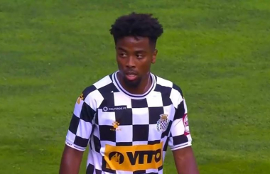 Angel Gomes: Former Man Utd youngster shines on Boavista debut
