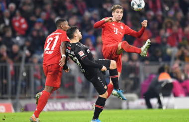 Bayern Munich, and their offensive defence - does it work?
