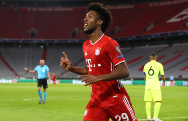 Kingsley Coman: Player Rating and Performance v Atletico