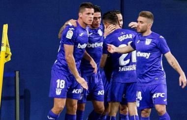 Outrageous Oscar scores La Liga Goal of the Week