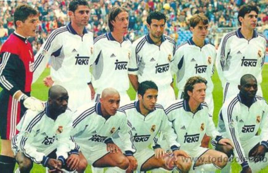 When the era of the Galacticos begun - La Liga in 2000/01