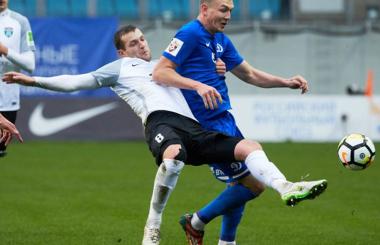 Lutsenko tops RFPL rankings for Arsenal Tula