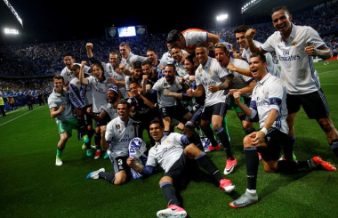 Real Madrid claim record 33rd title - La Liga in 2016/17