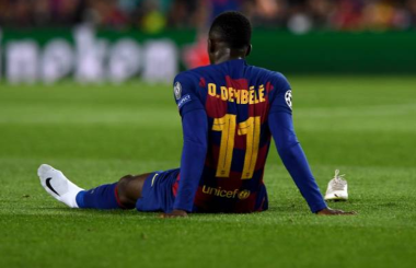 Barcelona never had a plan to unlock Ousmane Dembele's talents