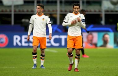 Ferran Torres: Valencia team-mates stopped talking to me