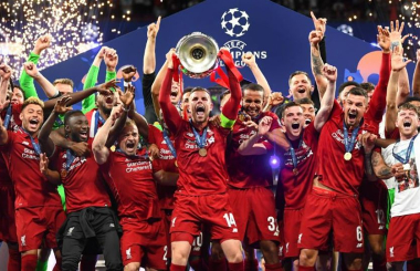 Champions League 2018-19: Liverpool clinch sixth title