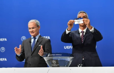 Champions League & Europa League draws in full