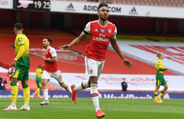Aubameyang close to signing new Arsenal deal
