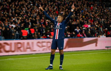 Ligue 1 Top Five, Round 12: Mbappe stars, but PSG fail to win