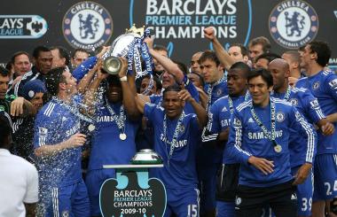 Premier League 2009-10: Chelsea end United's monopoly