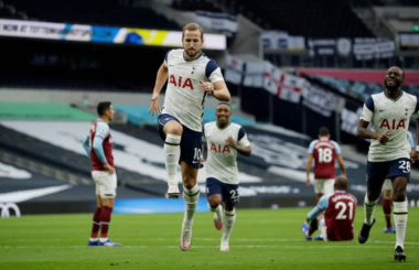 Harry Kane: Player Rating and Performance v West Ham