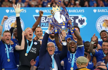 Premier League 2015-16: 5000-1 outsiders Leicester City achieve the impossible