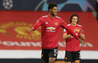 Champions League Team of the Week: Hat-trick off the bench for Rashford