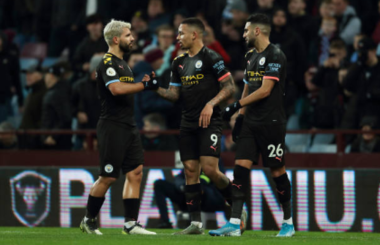 Premier League Top Five, Round 22: Aguero leads City rout