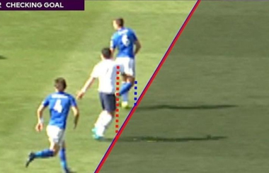 VAR represents the first regressive change to offside in football history