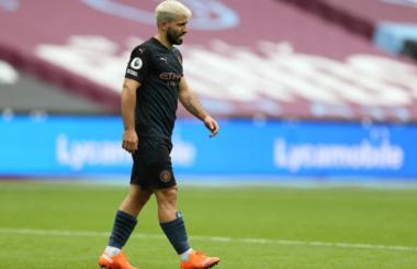 No Aguero? How Man City could line-up against Marseille