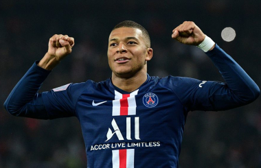 Future Ballon d'Or winners: Kylian Mbappe