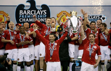 Premier League 2006-07: Marvellous Manchester United win first title in four years