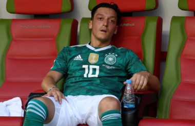 German FA admits mistakes in Ozil retirement after racism accusations