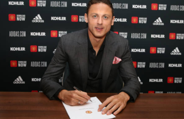 Nemanja Matic signs new Manchester United deal