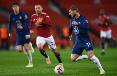 Werner and Havertz v Man United - what was the point of that, Frank?