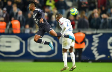 FC Player of the Day,11 Jan: Maxwel Cornet (Lyon)