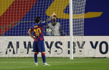 Lionel Messi wants to end his career at Barcelona, says Bartomeu