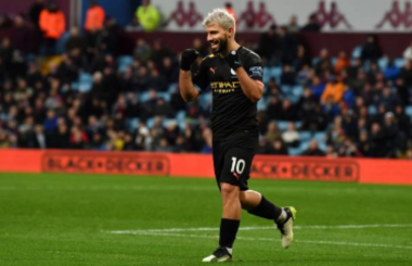 FC Player of the Day, 12 Jan: Aguero the record-breaker