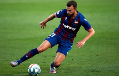 Real Madrid's Borja Mayoral joins Roma on loan