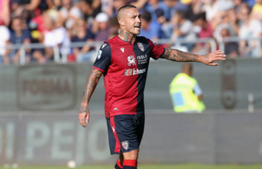 FC Player of the Day, 10 Nov: Radja Nainggolan (Cagliari)