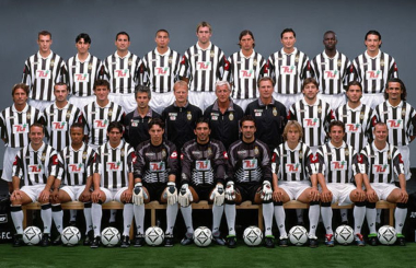 When Inter collapsed on the final day to hand the title to Juventus - Serie A in 2001/02