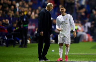 Real Madrid won't make any signings, Zidane confirms