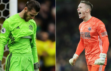 Are David De Gea's days at Man United numbered?