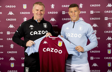 Official: Ross Barkley joins Aston Villa on loan from Chelsea