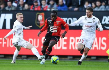 Magical Maouassa scores Ligue 1 Goal of the Week