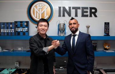 Official: Inter sign Vidal from Barca for €1m