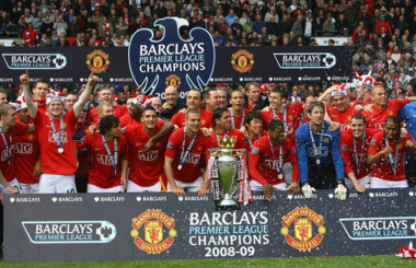 Premier League 2008-09: Three titles in a row for Manchester United