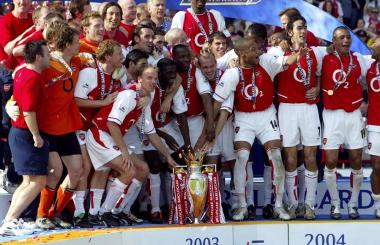 Premier League 2003-04: Arsenal Invincibles crowned champions