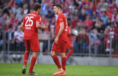 Bundesliga Team of the Week, Round 11: Bayern stars destroy Dortmund