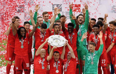 Twists and turns but Bayern win again - Bundesliga in 2018/19
