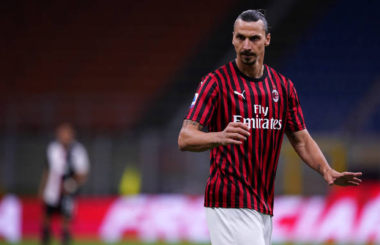 Ibrahimovic tests positive for coronavirus, will sit out Europa League