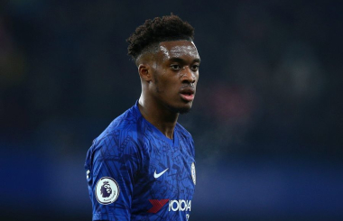 Hudson-Odoi has everything to prove to Chelsea once again
